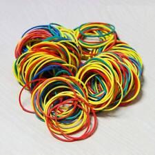 Gummiringe 100-1000g Gummibänder Haushaltsgummis diverse Farben für das Büro