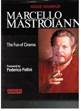 Hochkofler, MARCELLO MASTROIANNI, Gremese 1992 I ed.