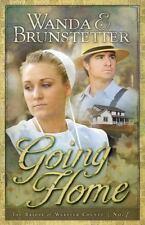 Going Home: Brides of Webster County 1 by Wanda E. Brunstetter (2007, Paperback)