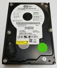 Western Digital 160GB, 250GB, 320GB, 500GB, 1TB Tested Hard Drives