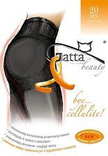 Gatta Bye Cellulite 20 den, Strumpfhose mit Anti-Cellulite Effekt