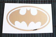 adesivo Batman uomo man sticker decal vynil vinile car auto moto film cartoon