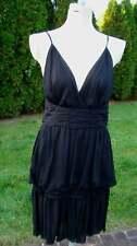 NWT Chanel Silk Chiffon Fantasy Bubble Bottom Dress 06A