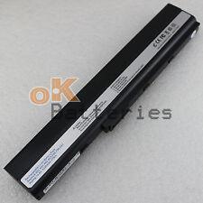 New 5200mAh Laptop Battery for Asus K52D K52DE K52DR K52F K52N Black 8Cell