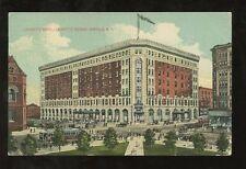 HOTEL LAFAYETTE BUFFALO NEW YORK USA 1913 POSTED PPC