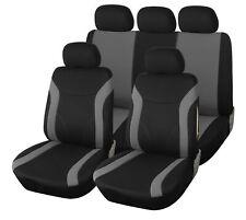 Autositzbezüge Universal Set Sitzbezug Schonbezüge Vordersitze + Rückbank