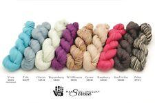 Serena by Manos del Uruguay - Sport Yarn, Cotton Alpaca plied