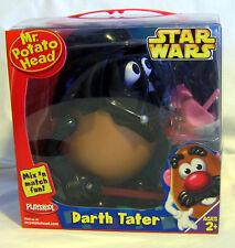 MIB MR. POTATO HEAD STAR WARS DARTH TATER FACTORY SEALED MOC 2004