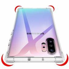 Coque Pour Samsung Galaxy Note 10 + Plus Housse Etui Antichoc SiliconeBumper
