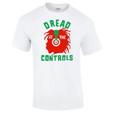 Dread at the Controls T-Shirt The Joe Clash Strummer Sandinista Vintage Sessions