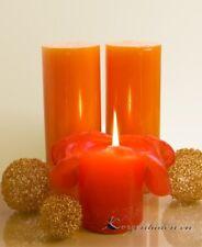 Lotuskerze mit Duft 18cm Blüteneffekt Kerzen Lotuskerzen Duftkerzen Aromakerzen