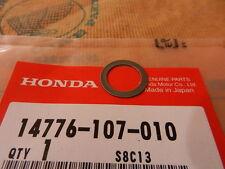 HONDA TL TLR TRX XL XR 125 185 200 250 350 disque ressort de soupape Seat Valve Spring