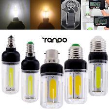 LED COB Corn Light Bulb E27 E12 E26 E14 B22 60W 80W Incandescent White Lamps HOL