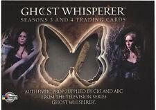 GHOST WHISPERER SEASONS 3&4 P5 VINE PROP CARD