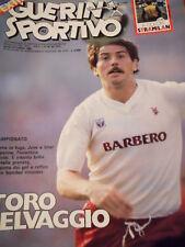 Guerin Sportivo 42 1982 Film campionato + tuttocoppe