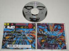 CLAWFINGER/ DEAF DUMB BLIND (WEA 4509-93245-2) CD ALBUM