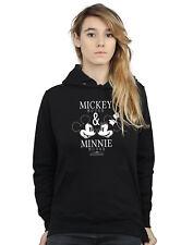 Disney Damen Mickey and Minnie Mouse Mousecrush Mondays Kapuzenpullover