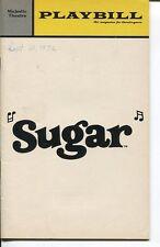 Robert Morse Tony Roberts Cyril Richard Sheila Smith Jule Styne Sugar Playbill