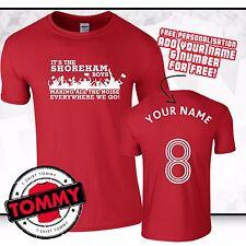 Sheffield United, It's The Shoreham Boys t-shirt, Blades Fan T-Shirt