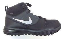 Nike Kids Pre-School DUAL FUSION HILLS MID Shoes Black  685622-001 a2