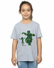 Disney niñas The Jungle Book Mowgli and Baloo Dance Camiseta