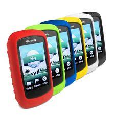 Tuff-Luv Silicone Gel Skin Case & Screen Cover for Garmin Golf Approach G6 / G7