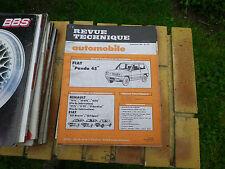 RTA 413 FIAT PANDA 45 evolution R15 - R17 - FIAT 127