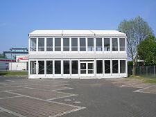 Top - VIP Zelt - Mehrstockzelt - Professionelles Doppelstockzelt 12,5 x 15 m