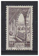 El Líbano - 1954, 100p Palacio Sello-Usado-Sg 490