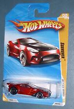 2010 Hot Wheels New Models Scorcher #5/240