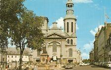 Canada ,Quebec, La Basilique .Vintage Postcard.