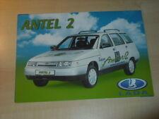23514) Lada 111 Antel 2 engl.  Prospekt 200?