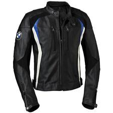 BMW Moto Cuir Veste Hommes Sports Cuir Veste MOTOGP Courses Cuir Biker Veste