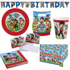 Paw Patrol Kindergeburtstag Auswahl Deko Party Dekoration Geburtstag NEU