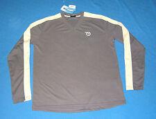 Herren Laufshirt Sportshirt Gr. 50 oder Gr. 52 Grau Coolmax NEU