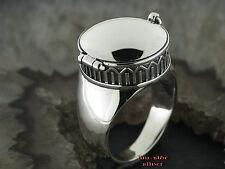 Silberring Ring GIFTRING Feingehalt Massiv Silber 925