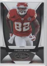 2009 Certified #61 Dwayne Bowe Kansas City Chiefs Football Card