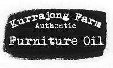 Kurrajong Farm Authentic Furniture Oil