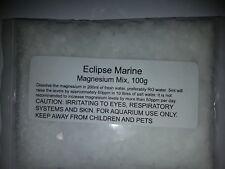 Magnesium sulphate/chloride mix. Reef magnesium mix, epsom salt. Marine additive