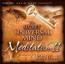 The Secret Universal Mind Meditation II (CD)
