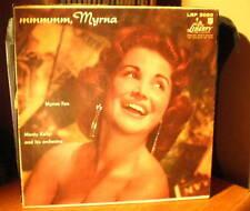 Myrna Fox LP MMMMMM, Myrna