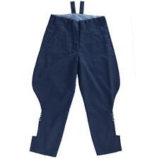Luftwaffe tedesca UFFICIALI GABARDINE Calzoni da equitazione Pantaloni WW2