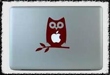 Laptop Macbook Owl-Pro Vinilo Pegatina Apple rama de árbol