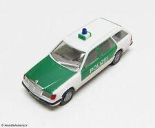 HERPA Mercedes-Benz 300 TE Polizei-Wagen 1:87 neuwertig