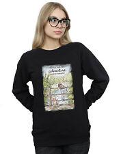 Disney Women's Winnie The Pooh Adventure Sweatshirt