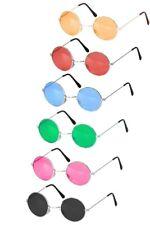 Hippiebrille Hippie Brille vers. Farben 70er 80er Jahre Partybrille Mottoparty