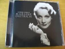 MARLENE DIETRICH LILI MARLENE THE BEST OF CD MINT