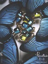 PUBLICITE ADVERTISING 2010  POMELLATO bijoux joaillerie  LES 10 ANS DE nudo