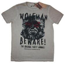 Wolfman Beware! - Men's - Unisex T Shirts - Great item for halloween