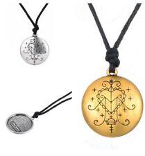 Erzulie Freda Voodoo Loa Veve Vodoun Lwa Love Talisman Hoodoo Amulet Necklace